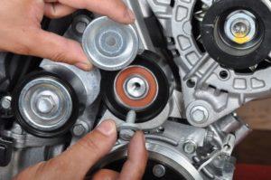 Замена роликов двигателя в Гродно